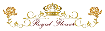 Logo bloemenwinkel Royal Flower in Zeist